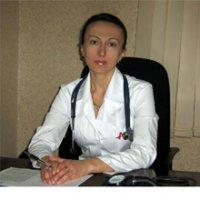 Паис Виктория Леонидовна. Врач-кардиолог Днепропетровск